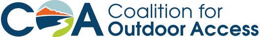 Coalition for Outdoor Access Logo