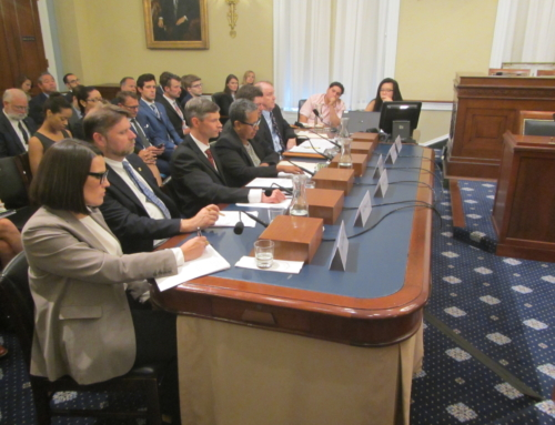 House Subcommittee Hearing on the SOAR Act